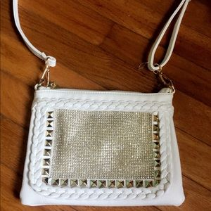 ✨Blinged out crossbody bag ✨